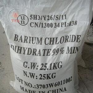 BARYUM CHLORIDE