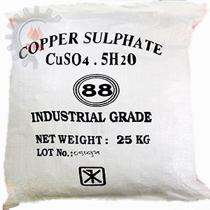 CopperSulphate