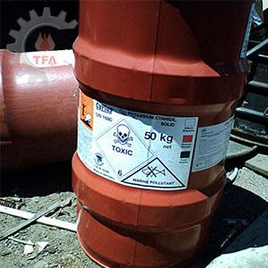 otassium Cyanide